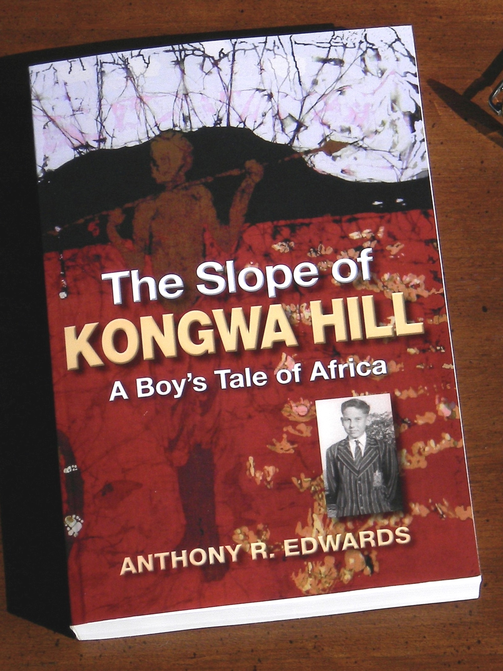 The Slope of Kongwa Hill by Tony Edwards